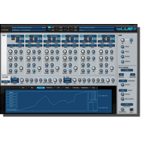 Autodafe - Bank 00 for Rob Papen Blue II