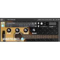 Acoustic Bass for Kontakt