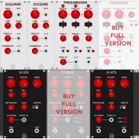 Autodafe REDs Modules FREE for VCV Rack