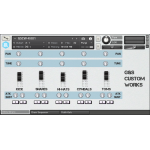 G&S Custom Work Drum Kits for Kontakt 2.0