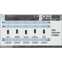 G&S Custom Work Drum Kits for Kontakt 2.0