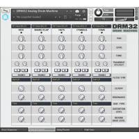 DRM32 Analog Drum Machine for Kontakt