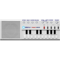 Casio VL-1 Plugin MAC/Win AU/VST 32/64bits