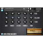 Mega Drum Machines Collection v.2 for Kontakt