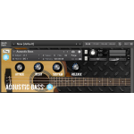 Acoustic Bass for Kontakt