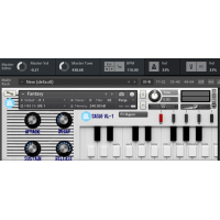 Casio VL-1 for Kontakt