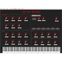 UNO Synth MIDI Editor